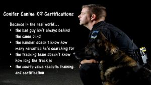 Police Service Dog Certification Indiana