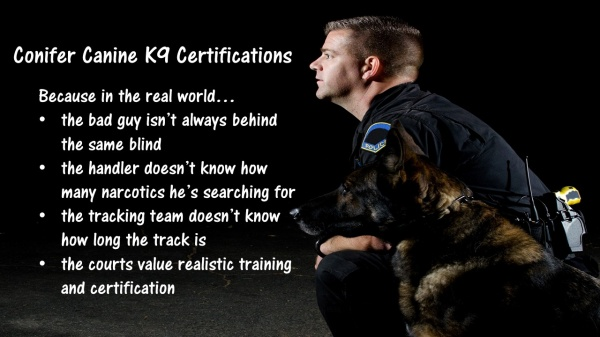 Police Dog Training Techniques
